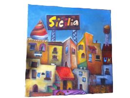 Sicilia Painting by ISS51