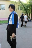 APH Israel cosplay by tallinfilm