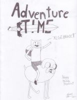 Adventure Time by OrchidAlex