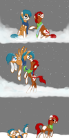 New Years(Continued) by RussianKolz