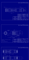 My Lightsaber Blueprints by DaveLuck