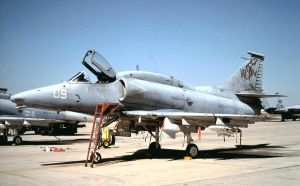 Marine A-4M in TPS by F16CrewChief