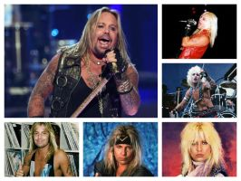 Vince Neil Evolution by MOTLEYLOMBAXCRUE666