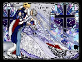 Cardverse- Marriage of Spades by LaHechicera02