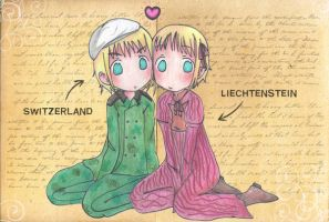 APH Switzerland+Liechtenstein by HyuugahMarina