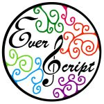 Ever Script Logo Rveamped and Digitalized by kasmab