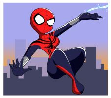 Spidergirl by gamepal