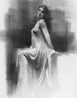 Draped Figure by tpost
