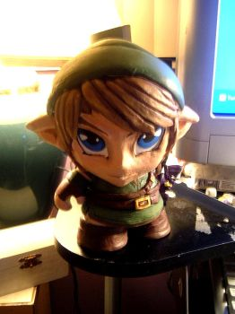 THE MIGHTY MUNNY LINK by BlueDragon117
