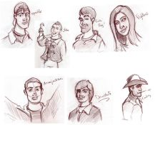 eF Crew Part 4 by tsand
