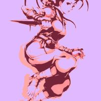 Street Fighter Ibuki by DevintheCool