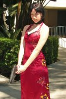 Ada Wong - Resident Evil 4 by popecerebus
