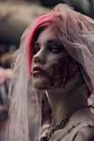 Zombie Bride by UndercoverEnvy