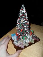 Mini Christmas Tree and Gifts by kayanah