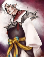 sesshomaru by noCka