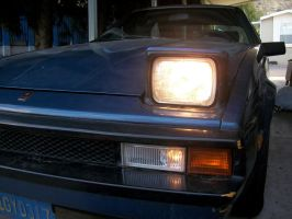 Flip Headlights by IsabellaPrice