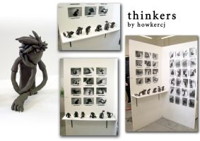 Thinkers by howkercj by 1860