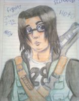 H.O.T.D Hirano finished by M-13