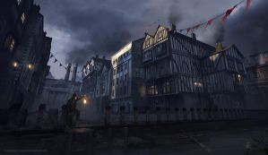 The Watchman by stayinwonderland