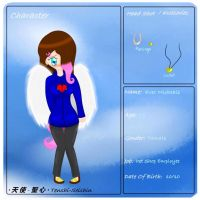 Tenshi-Seishin App- Ever Micheals by AwepicNess70