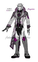 half humanization - Megatron by Autumn123Charlotte