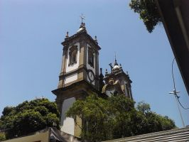 St. Francis Church by TheMADGrimReaper