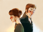 Pride and Prejudice by Natello