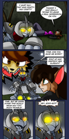 The Cat's 9 Lives! 3 Catnap and Outfoxed Pg32 by TheCiemgeCorner