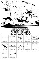 FAUXISM.org - Brushset 010 by fauxism-org