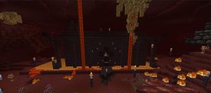 Server Nether Temple by Tibiademon555