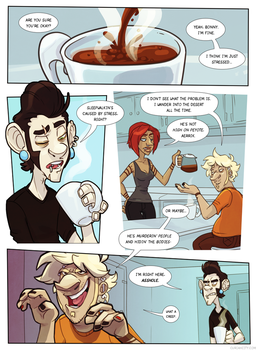 ToCC :: Getting Settled :: pg05 by delSHARK