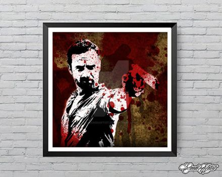 Rick Grimes by GandiArtist