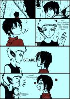 Green Day - Red Riding Hood [page 2] by MonkeyDFrankie