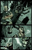 Splinter Cell sequential by LorenMeyer