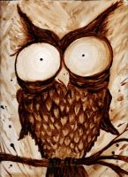 Owllatte' by KaganMasters