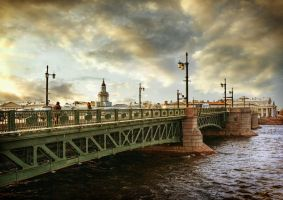 Palace Bridge by xrust