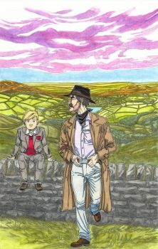 The Yorkshire Cowboy 1 by AaronSmurfMurphy