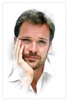 Peter Sarsgaard by kenernest63a