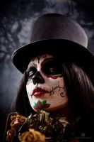 Sugar Skull by Elisanth
