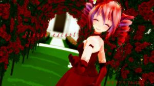 [TDA]With rose and you[Teto] by MeteorGentleman