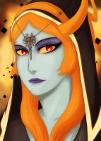 LoZ: Twilight Princess by Fyre-Dragon