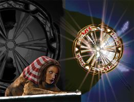 Wheel of Fortune by Topaz172