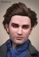 Twilight Edward repaint by mary-vassilieva