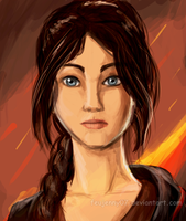Catching Fire by FEuJenny07