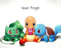 Never forget the good times... by BlueStylz