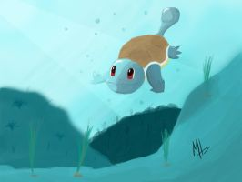 007 Squirtle by EpicEra