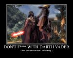 Don't F--- with Darth Vader by Volts48