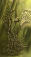 Last of the Tree Giants by sovereign