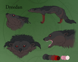 Dreedan Reference by camelpardia