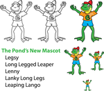 The Pond's New Mascot by leduc-gallery